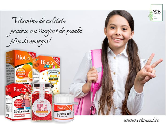 Vitamine pentru Școală