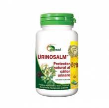 Urinosalm, Tablete Pentru Sănătatea Rinichilor și a Căilor Urinare, 50 buc, Ayurmed