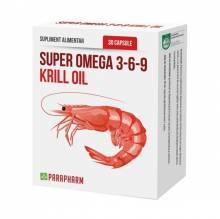 Super Omega 3-6-9, 30 buc, Parapharm