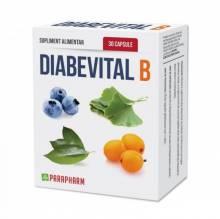 Diabevital B, 30 buc, Parapharm, PROMO 1+1