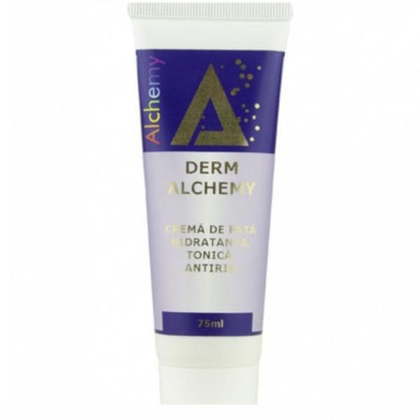 Derm Alchemy Cremă de Față, 75 ml, Pure Alchemy