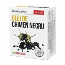 Ulei de Chimen Negru, 30 buc, Parapharm