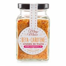 Beta-Carotene, Fructe & Legume Cristaline, 90 g, Magmaxx