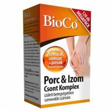 Porc & Izom, Csont Komplex, 120 db, Bioco