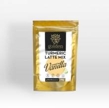 Turmeric Latte Mix Sweet Vanilla, Golden Flavours 10g, 10g