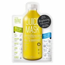 Mască Șervețel cu Varză Kale și Grapefruit, Juice Mask, 20g, Ariul