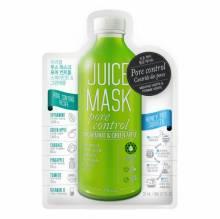 Mască Șervețel cu Mentă și Măr Verde, Juice Mask, 20g, Ariul