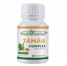 Tămâie Complex, 120 buc, Health Nutrition