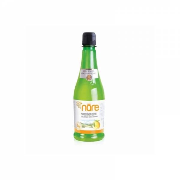 Suc de Lămâie 100%, Fără Coloranți sau Conservanți, 250 ml